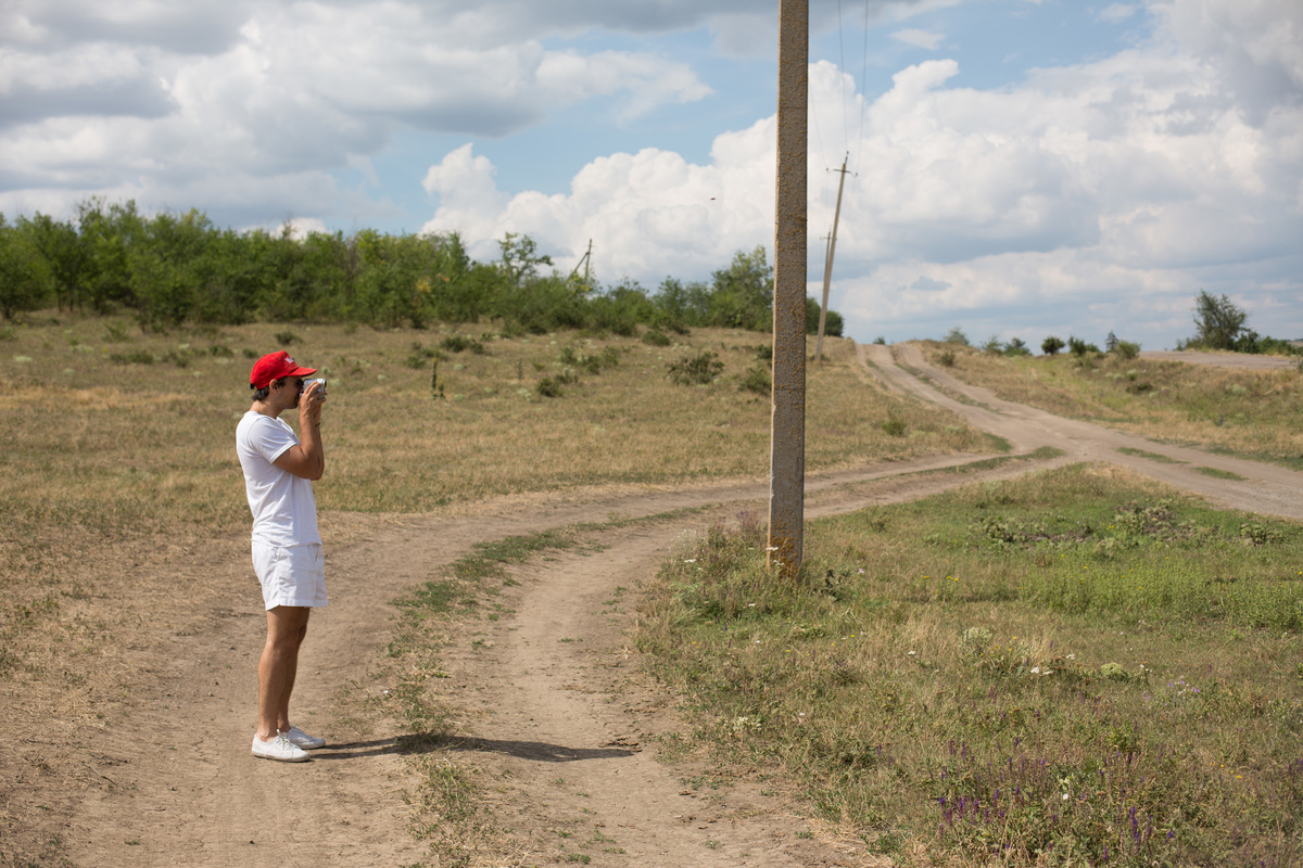On-the-route-to-the-Kiev-Stan